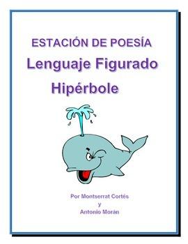 Estación de POESÍA: Hipérbole/ POETRY Station in Spanish: Hyperbole