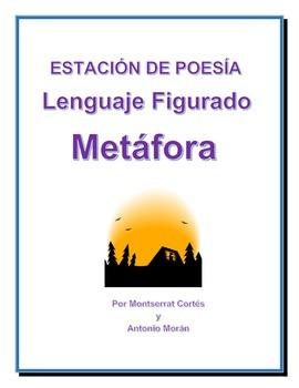 Estación de POESÍA: Metáforas/ POETRY Station in Spanish: