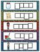 Estación de palabras en cajas fonéticas
