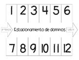 Estacionamiento de dominós - Domino parking lot