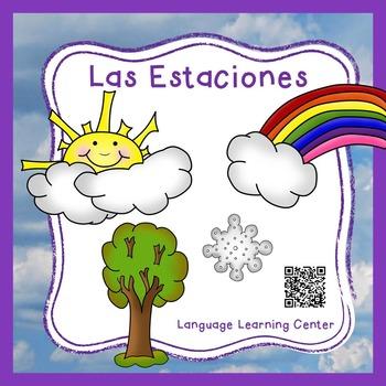Estaciones y Tiempo- Language Center - Weather and Seasons
