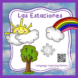 Estaciones y Tiempo- Spanish Language Center - Weather and