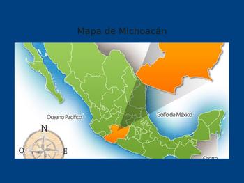 Estado de Michoacan, Mexico