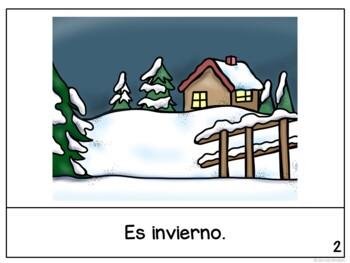 Estamos en febrero Spanish February Reader {libro en español}