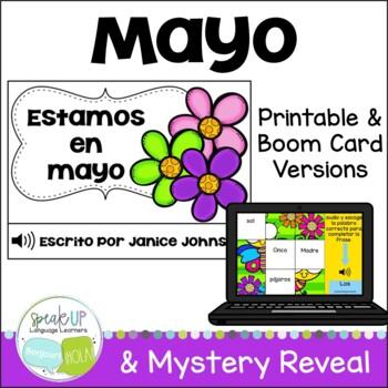 Estamos en mayo ~ Spanish May reader {libro en español}