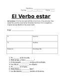 Estar Verb Practice
