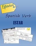 The Spanish Verb Estar