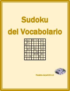 Estate (Summer in Italian) Sudoku