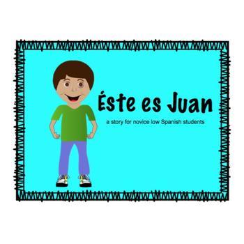 Este es Juan Reading