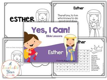 Esther- Bible Lesson
