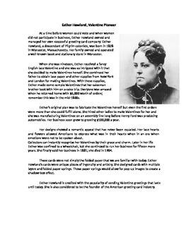 Esther Rowland Biographyy