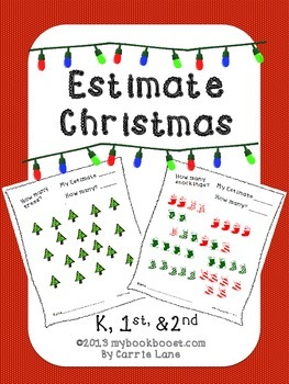 Estimate Christmas