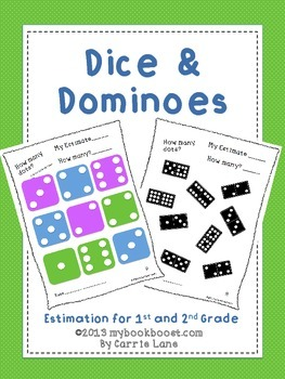 Estimate Dice and Dominoes