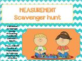 Measurement Scavenger Hunts: Length Capacity and Mass