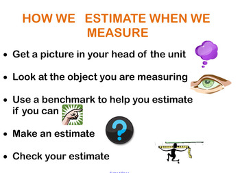 Measurement Scavenger Hunts: Length Capacity and Mass