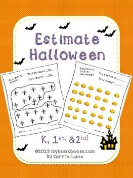 Estimate Halloween