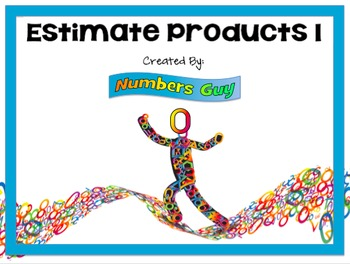 Estimate Products 1 (Part of Multiplication Unit)