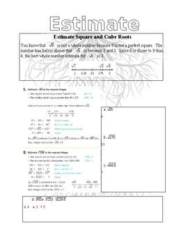 Estimate Roots