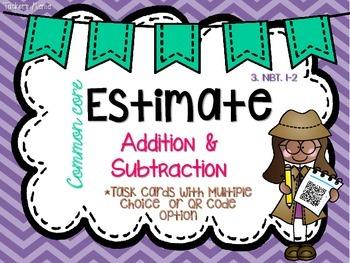 Estimate Task Cards