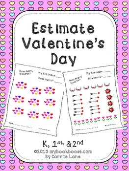 Estimate Valentine's Day