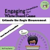 Estimate the Angle Measure Interactive Board Game