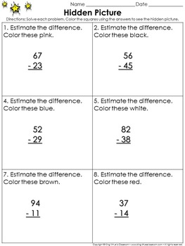 Estimate the Difference: Hidden Picture Activity - Martin Luther King Jr.