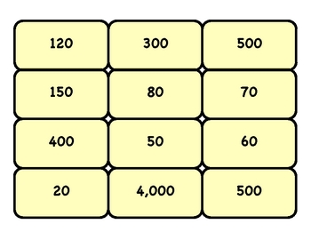 Estimate the Sum & Difference MATCH