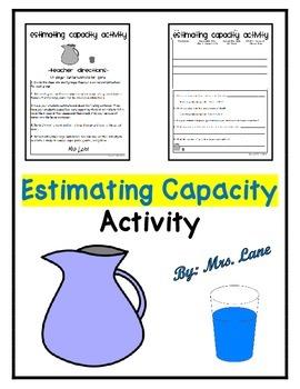Estimating Capacity Activity