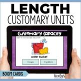 Estimating Customary Length Digital Task Cards for Boom Learning