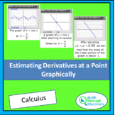 Calculus - Estimating Derivatives at a Point Graphically