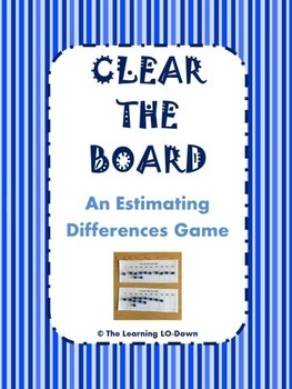 Estimating Differences: A Rounding Game