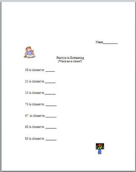 Estimating (Rounding): Easy To Teach!