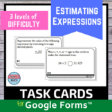 Estimating Expressions Digital Distance Learning for Googl