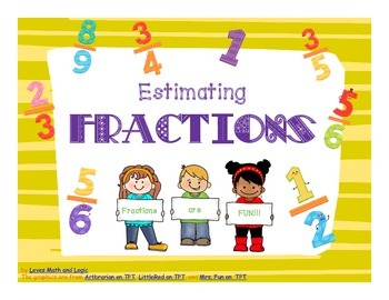 Estimating Fractions_Free Sample