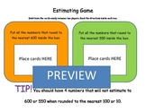 Estimating Game to the Nearest 100 and 10 3.NBT.A.1