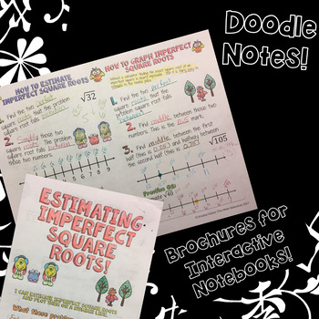 Estimating Imperfect Square Roots - Decorated Notes Brochure for INBs