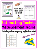 Estimating Inches Measurement Game