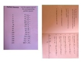 Estimating Irrational Numbers Foldable for Use with Intera