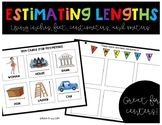 Estimating Lengths (standard and metric system)