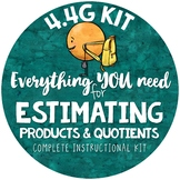Estimating Products and Quotients Compatible Numbers & Rounding TEKS 4.4G