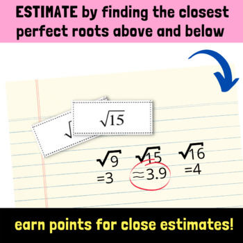 Estimating Roots Activity