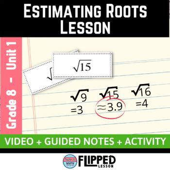 Estimating Roots Lesson