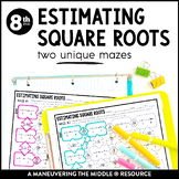 Estimating Square Roots: Mazes