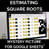 Estimating Square Roots Digital Activity
