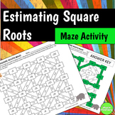 Estimating Square Roots Maze Activity
