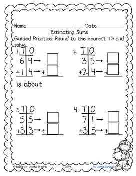 Estimating Sums