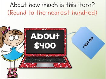Estimating Sums Powerpoint