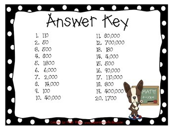 Estimating Sums and Differences Task Cards: 4th Grade Math Activity