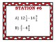 Estimating Sums and Differences Stations Bundle (Decimals/