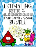 Estimating Sums and Differences Task Cards and Scoot Bundle